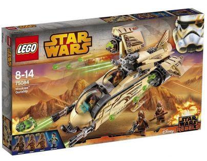 LEGO Star Wars ™ 75084 - Wookiee™ Gunship (Wookieeská válečná loď)