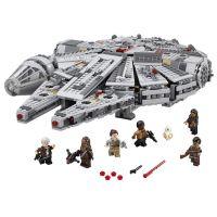 LEGO Star Wars 75105 Millennium Falcon - Poškozený obal 2
