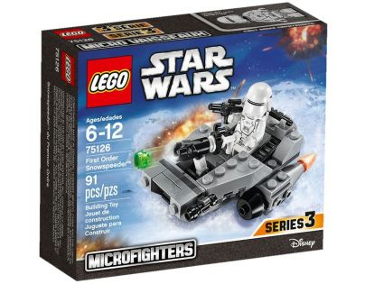 LEGO Star Wars 75126 First Order Snowspeeder