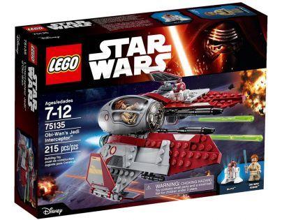 LEGO Star Wars 75135 Obi-Wan's Jedi Interceptor