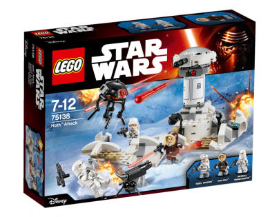LEGO Star Wars 75138 Útok z planety Hoth