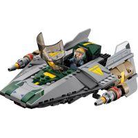 LEGO Star Wars 75150 Vader's TIE Advanced vs. A-Wing Starfighter 5