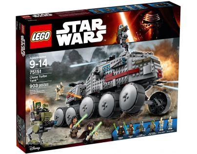 LEGO Star Wars 75151 Turbo tank Klonů