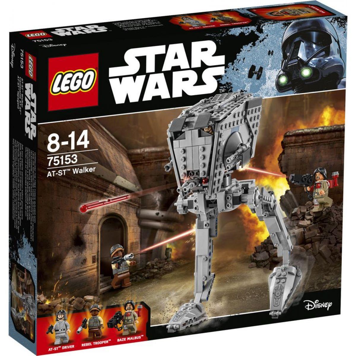 LEGO Star Wars 75153 AT-ST Chodec