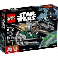 LEGO Star Wars 75168 Yodova jediská stíhačka Poškozený obal