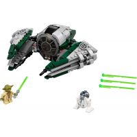 LEGO Star Wars 75168 Yodova jediská stíhačka 2