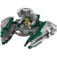 LEGO Star Wars 75168 Yodova jediská stíhačka 4