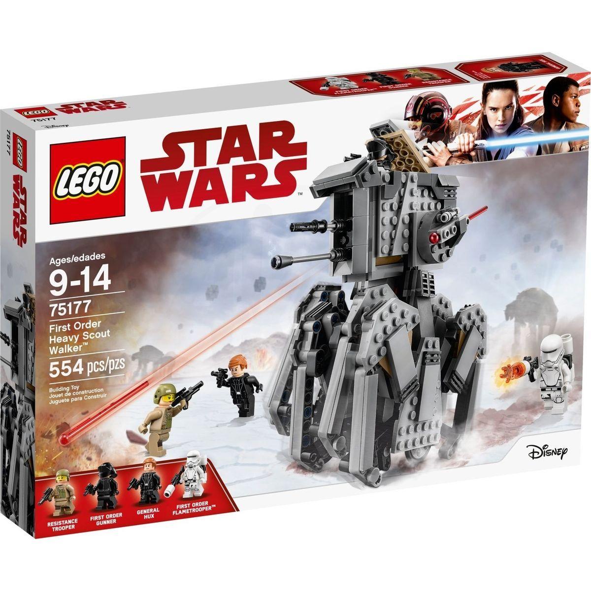 LEGO Star Wars 75177 Těžký průzkumný chodec Prvního řádu
