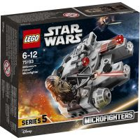 LEGO Star Wars 75193 Mikrostíhačka Millennium Falcon™