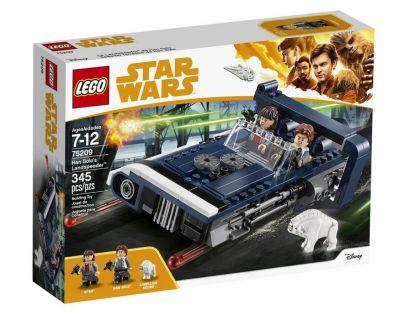 LEGO Star Wars 75209 Han Solův pozemní speeder