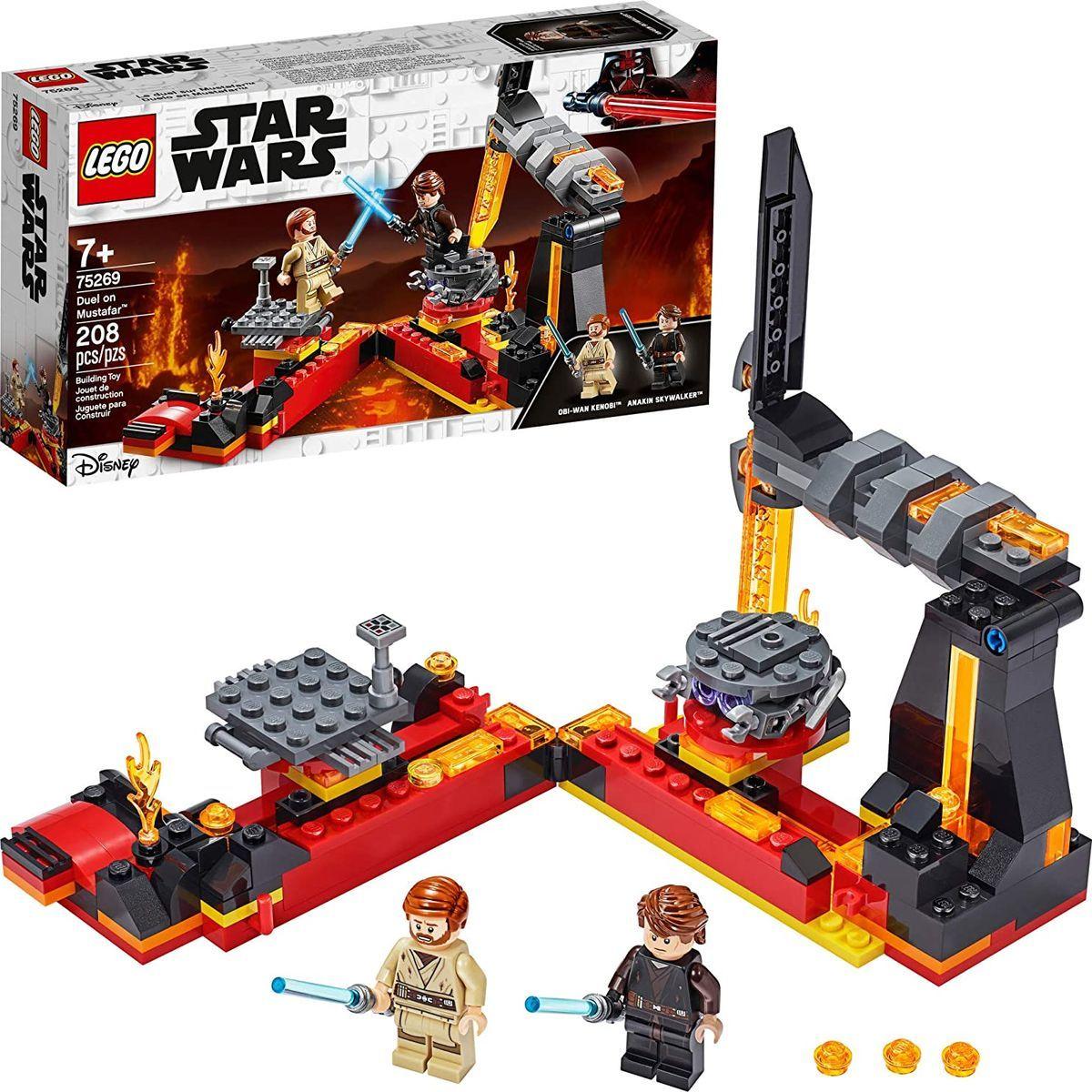 LEGO® Star Wars™ 75269 Duel na planéte Mustafar™