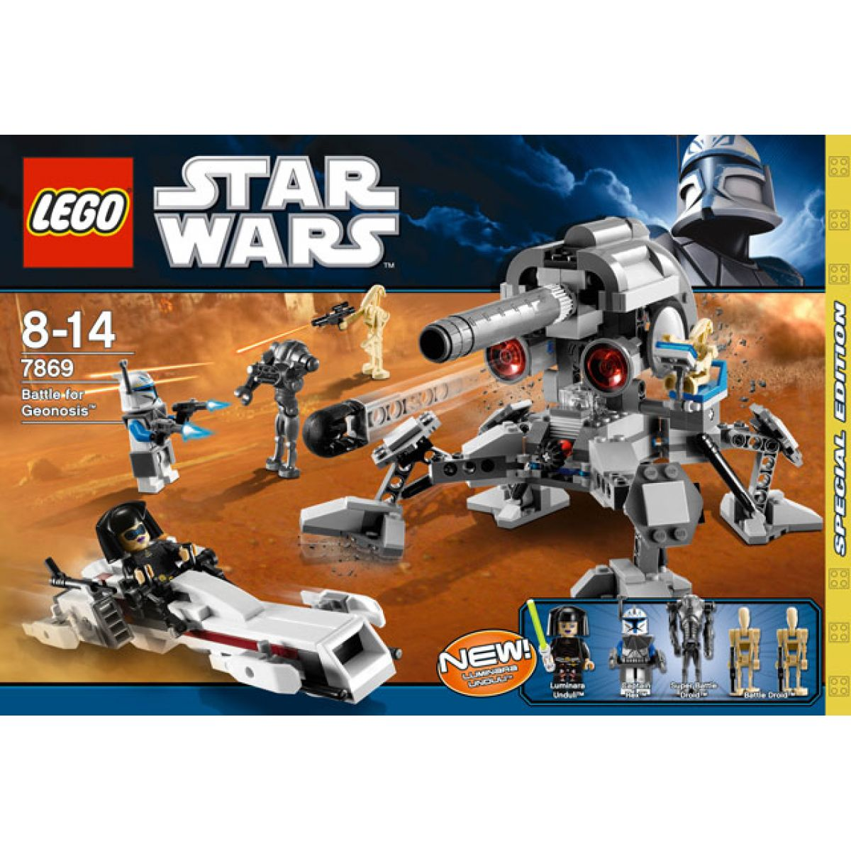 LEGO Star Wars 7869 Battle for Geonosis #1