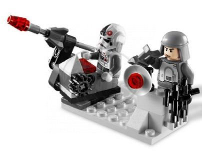 LEGO STAR WARS 8084 Jednotka snowtrooperů