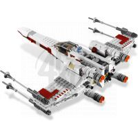 LEGO STAR WARS 9493 Hvězdná stíhačka X-wing 2