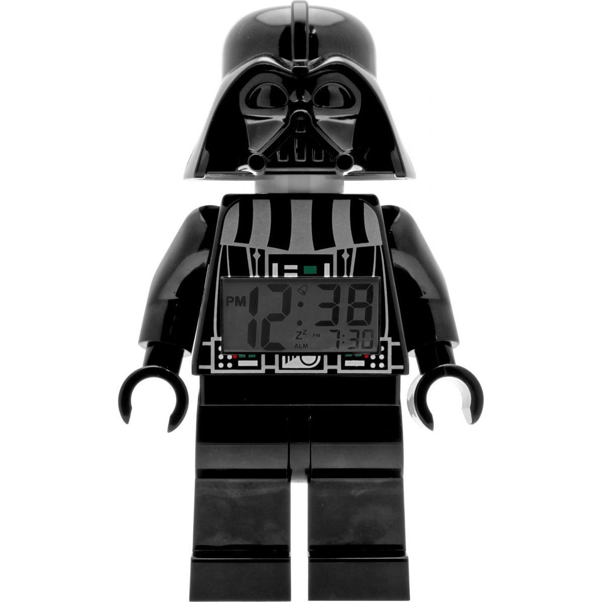 LEGO Star Wars Darth Vader Hodiny s budíkem