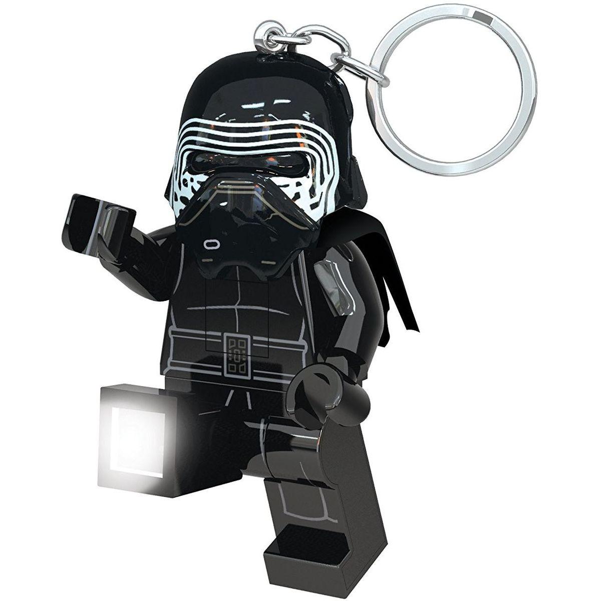 Přívěsek na klíče LGL KE93 LEGO Star Wars Kylo Ren svítící figurka