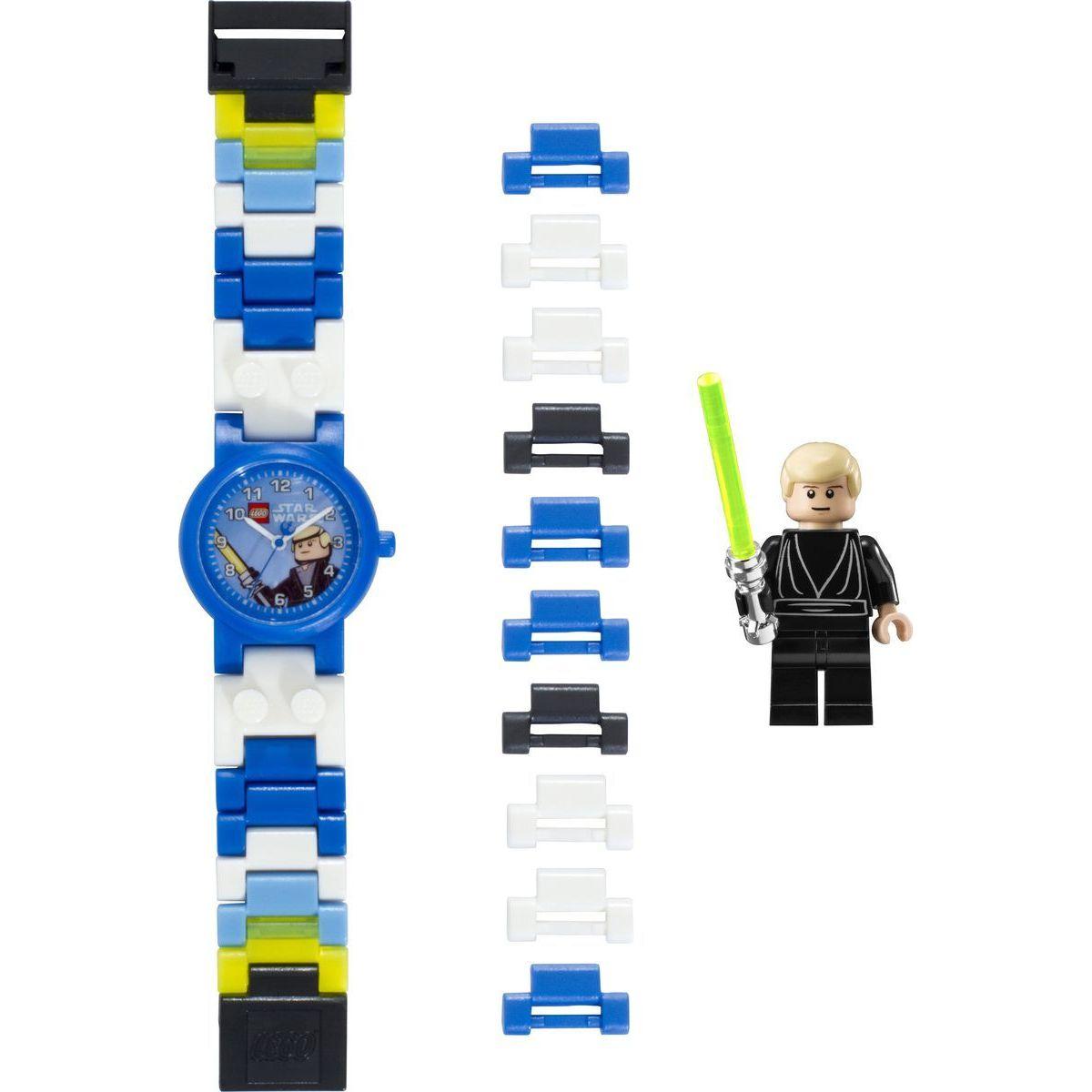 LEGO Star Wars Luke Skywalker Hodinky s minifigurkou