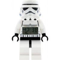 LEGO Star Wars Stormtrooper Hodiny s budíkem