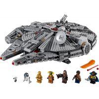 LEGO Star Wars ™ 75257 Millennium Falcon™ - Poškozený obal