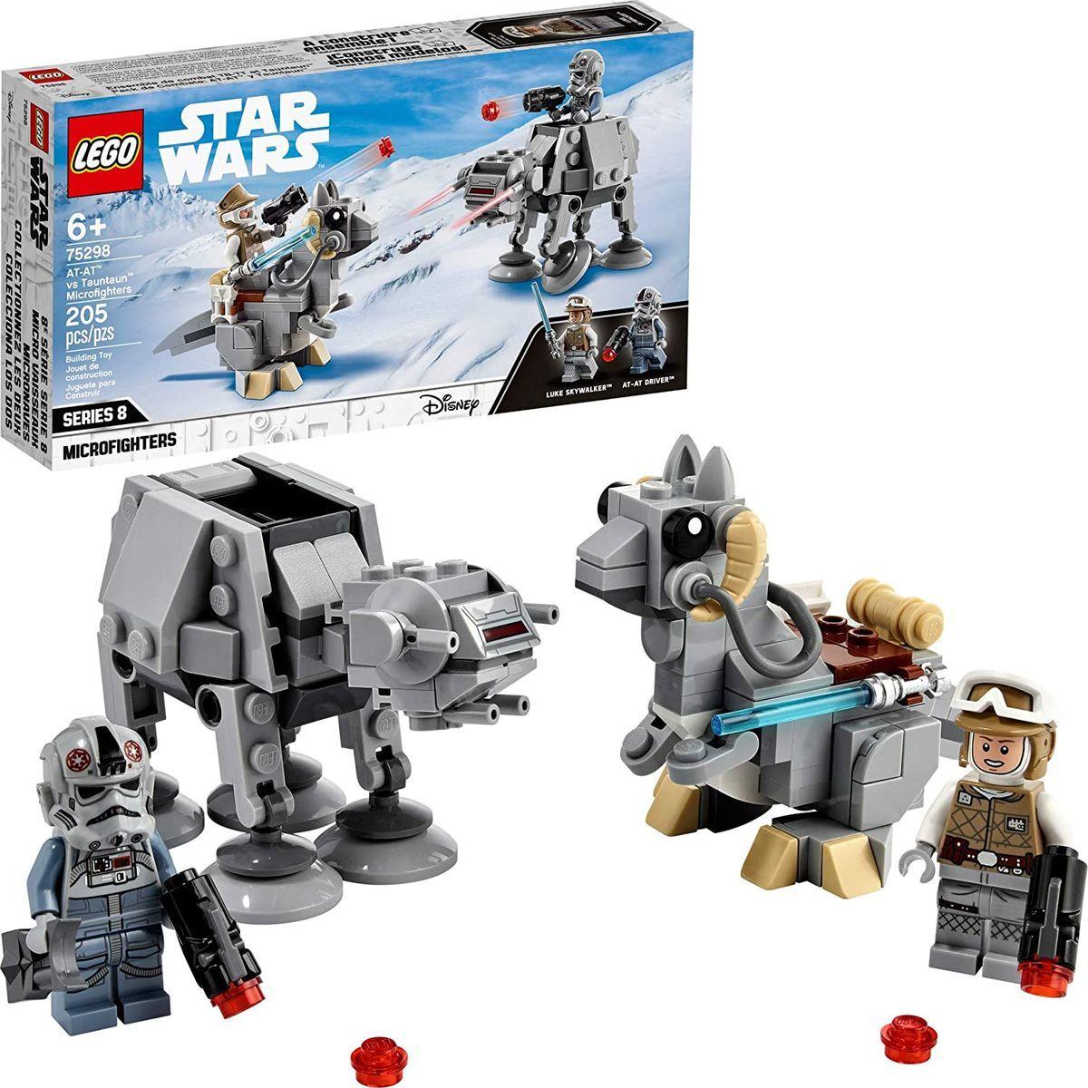 LEGO® Star Wars™ 75298 Mikrobojovníci AT-AT™ vs. Tauntaun