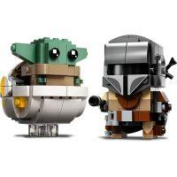LEGO Star Wars ™ 75317 Mandalorian a dítě