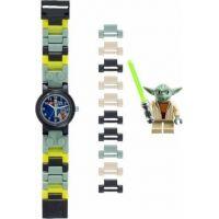 LEGO Star Wars Yoda Hodinky s minifigurkou