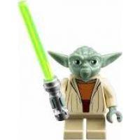 LEGO Star Wars Yoda Hodinky s minifigurkou 3