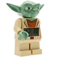 LEGO Star Wars Yoda hodiny s budíkem