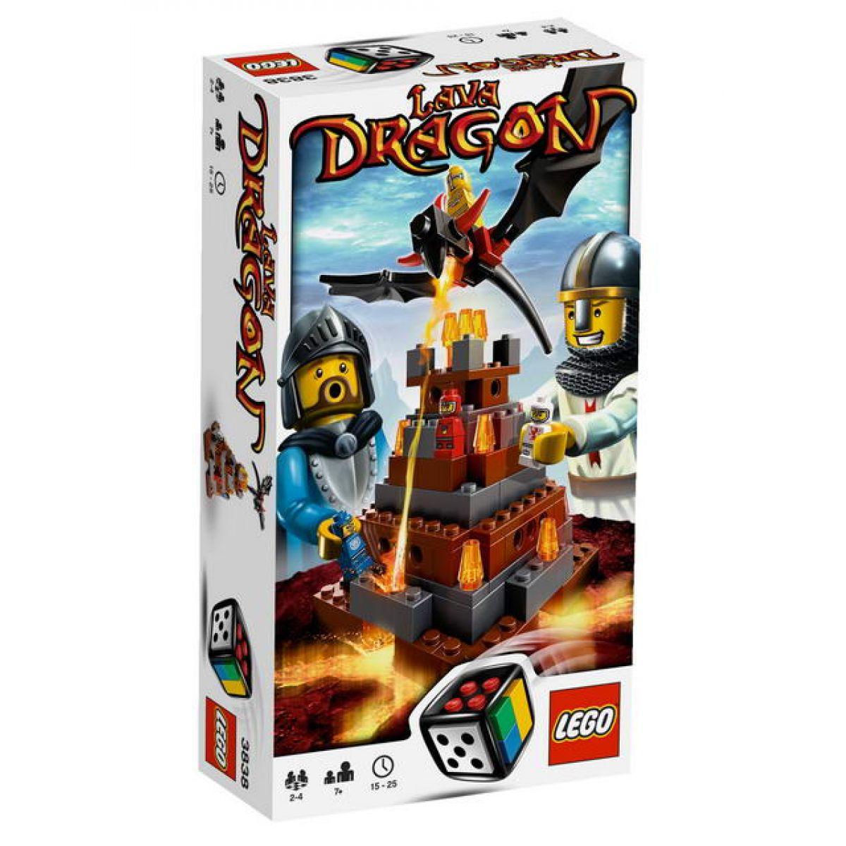 LEGO Games 3838 Lávový drak (LAVA DRAGON)