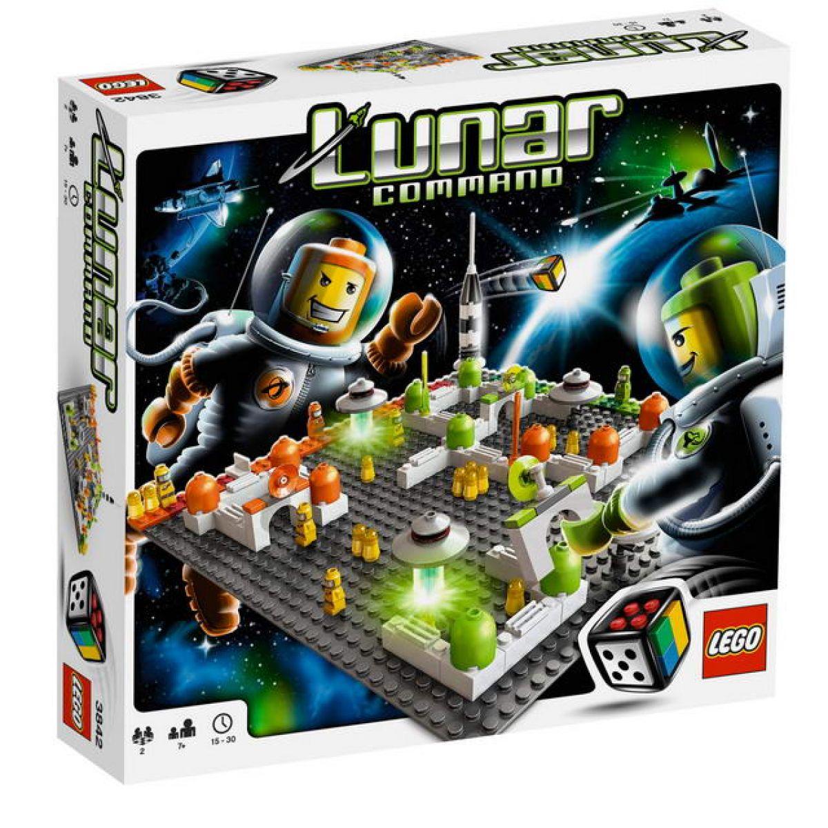 LEGO Hra 3842 Vesmírná stanice