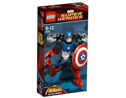 LEGO Ultrabuild 4597 LEGO® Captain America™