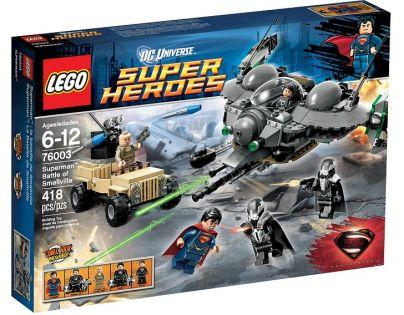 LEGO Super Heroes 76003 - Superman™: Bitva o Smallville
