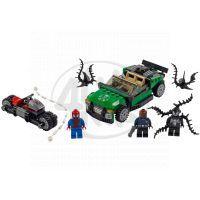 LEGO Super Heroes 76004 - Spider-Man™: Honička na motorce 2