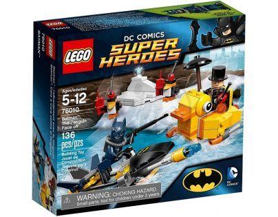 LEGO Super Heroes 76010 - Batman™: Souboj s Tučňákem