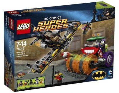 LEGO Super Heroes 76013 - Batman™: Jokerův parní válec