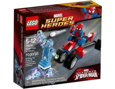 LEGO Super Heroes 76014 - Spider-Trike vs. Electro™