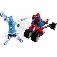 LEGO Super Heroes 76014 - Spider-Trike vs. Electro™ 2