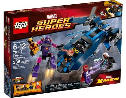 LEGO Super Heroes 76022 - X-men versus The Sentinel