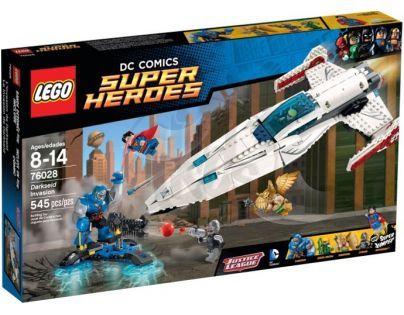 LEGO Super Heroes 76028 - Invaze Darkseida