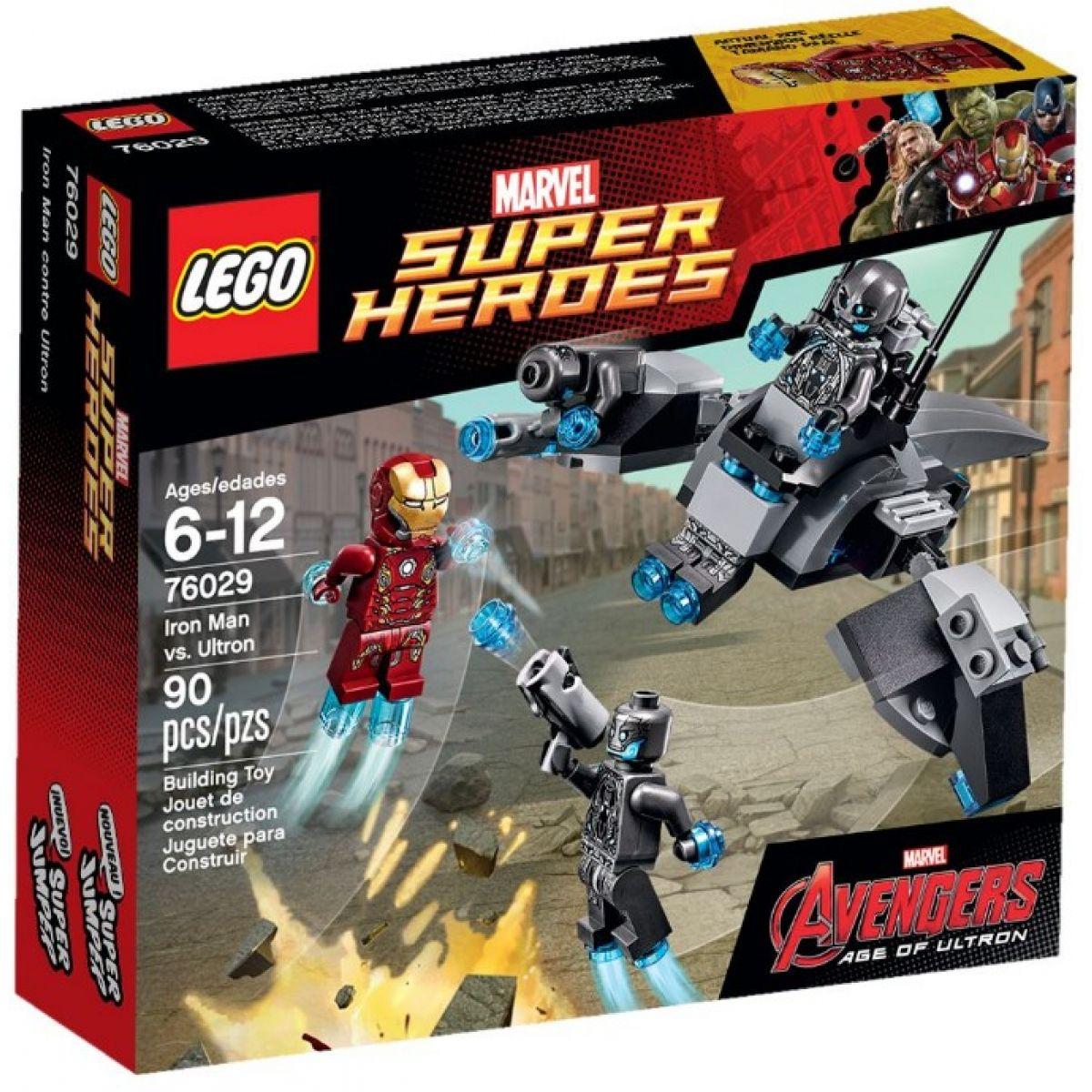 LEGO Super Heroes 76029 - Avengers #1