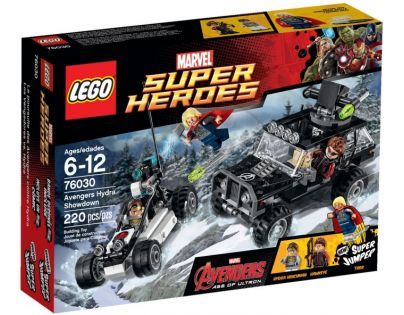 LEGO Super Heroes 76030 - Avengers #2
