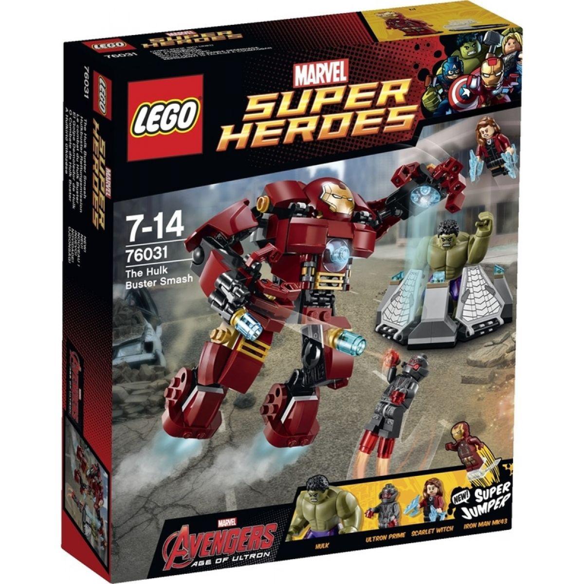 LEGO Super Heroes 76031 Avengers