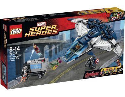 LEGO Super Heroes 76032 - Avengers 4