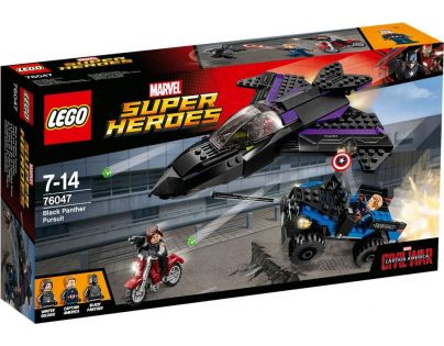 LEGO Super Heroes 76047 Confidential Captain America Movie 3