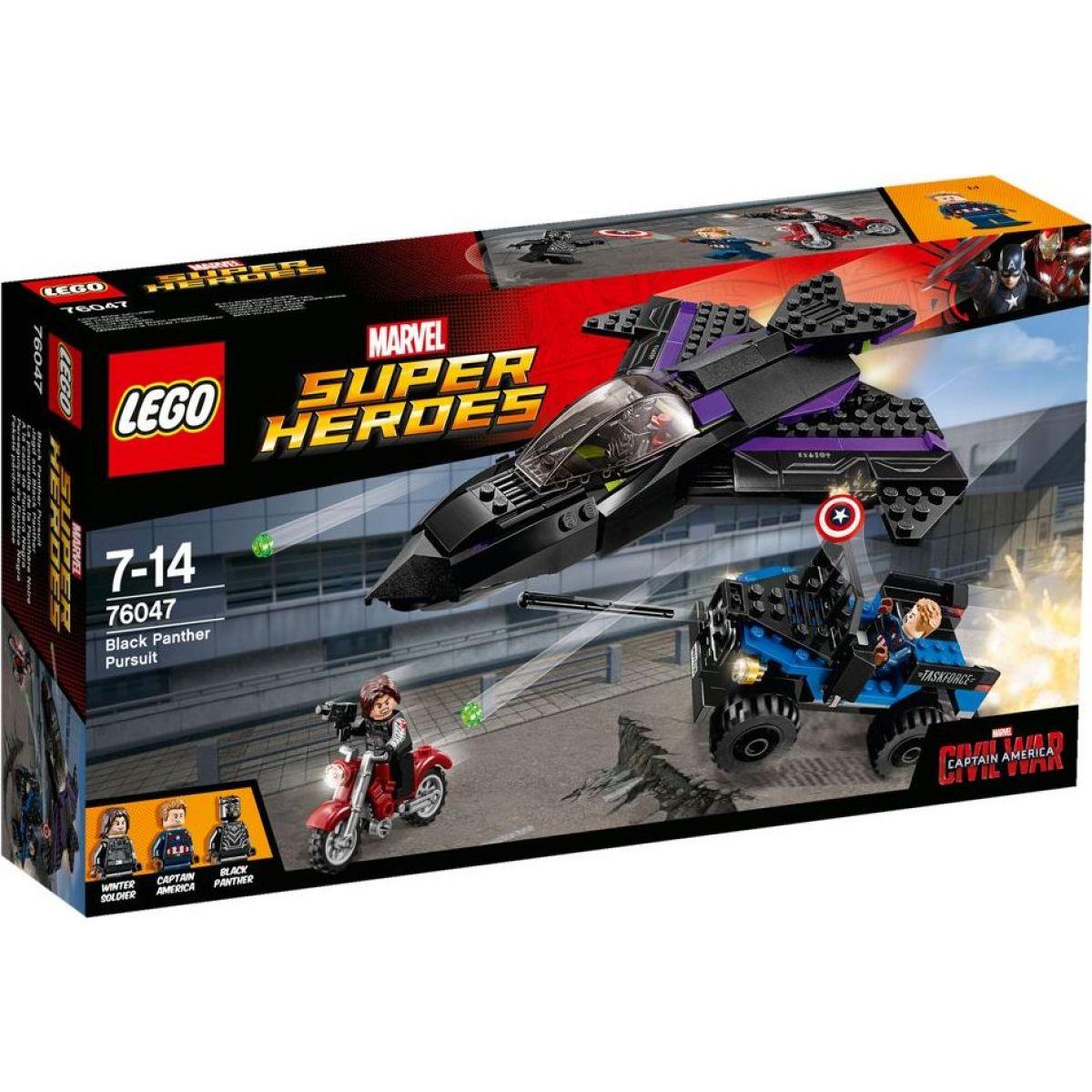 LEGO Super Heroes 76047 Confidential Captain America Movie 3
