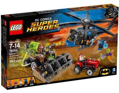 LEGO Super Heroes 76054 Batman Scarecrow Sklizeň strachu