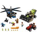 LEGO Super Heroes 76054 Batman Scarecrow Sklizeň strachu 2