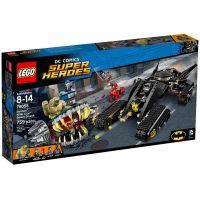 LEGO Super Heroes 76055 Batman Killer Croc Zničení ve stokách