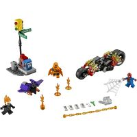 LEGO Super Heroes 76058 Spiderman Ghost Rider vstupuje do týmu 2