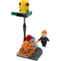 LEGO Super Heroes 76058 Spiderman Ghost Rider vstupuje do týmu 5